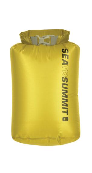 Sea to Summit Ultra-Sil Nano Reisbagage 2l geel